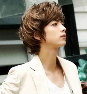 2016年最流行韩国男式发型